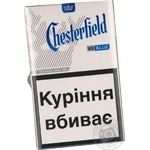 Сигареты Chesterfield Blue