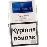 Parliament Aqua Blue сigarettes