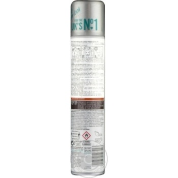 Шампунь Batiste сухой для темных волос 200мл - купить, цены на Novus - фото 3