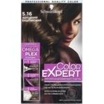Schwarzkopf Color Expert 5-16 Cold Chestnut 142,5ml