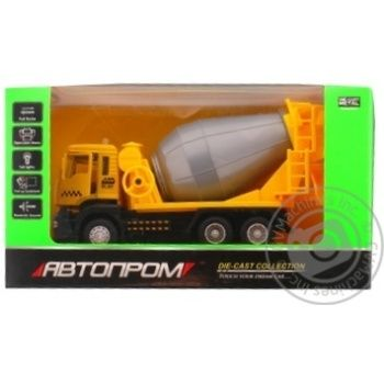 Avtoprom Toy Car - buy, prices for Auchan - photo 5