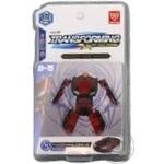 Машинка игрушечная Tomytaku Трансформер красный