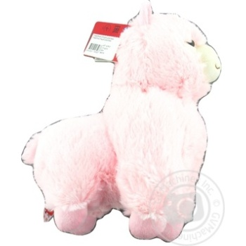 Іграшка м'яка Альпака Fancy - купити, ціни на Novus - фото 2