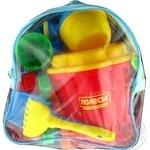 Polesie Set for sandbox in bag