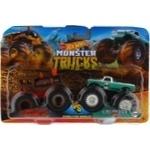Набір із 2 машинок-позашляховиків серії Monster Trucks Hot Wheels в ассортименті