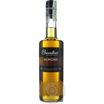 Ликер Brandbar Almond 28% 0,7л