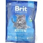 Food Brit Premium with chicken dry for pets 300g