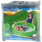 Бествей 51025 Надувний басейн дитячий 122х25 см (140 л)