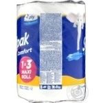 Selpak Comfort Maxi Roll 1=3 Paper Towels - buy, prices for MegaMarket - image 2