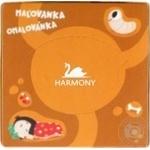 Салфетки Harmony косметические 3 слоя 60шт