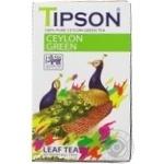 Чай Тіпсон зелений листкова 85г