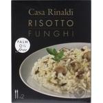 Ризотто Casa Rinaldi с белыми грибами 175г