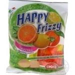 Леденцы Liking Happy Frizzy Лимон и Апельсин 125г - купить, цены на МегаМаркет - фото 1