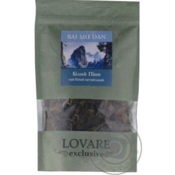Tea Lovare white loose 25g - buy, prices for MegaMarket - image 1