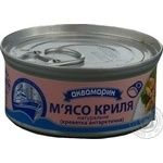 Akvamaryn canned meat krill 100g - buy, prices for Novus - image 7