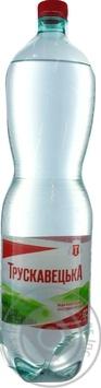 Минеральная вода Трускавецкая природная сильногазированная 1,5л