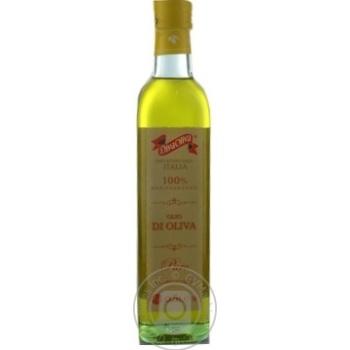 Масло оливковое DivaOliva Classico рафинирован ст 0,5л