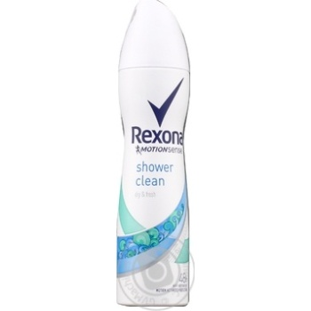Rexona Freshness shower Antiperspirant 150ml