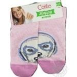 Шкарпетки Conte Elegant Happy жіночі р.23
