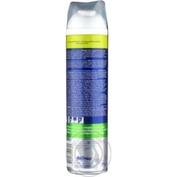 Піна для гоління Gillette Sensitive для чутливої шкіри 300мл - купити, ціни на Ашан - фото 3