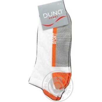 Носки женские Duna Sport белый размер 23-25