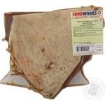 Треугольник верхнего куска говяжий Food Works отборный охлажденный
