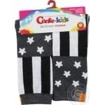 Носки Conte-kids Веселые Ножки детские темно-серые 20р