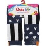 Шкарпетки Conte-kids Веселі Ніжки дитячі темно-сині 24р