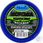Seafood Rusalochka Spring pickled 200g