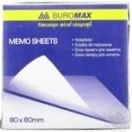 Блок білого паперу для нотаток Buromax 80х80х20мм BM.2206