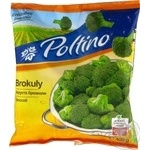 Vegetables broccoli Poltino frozen 400g - buy, prices for MegaMarket - image 1