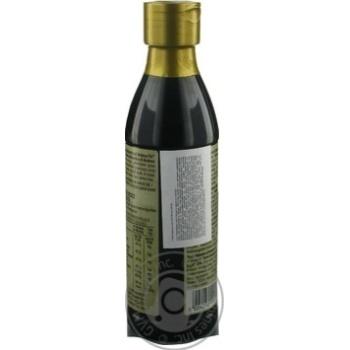 Соус з бальзамічного оцту із Модени зі смаком сої Varvello 250мл пл/б - купити, ціни на Novus - фото 2