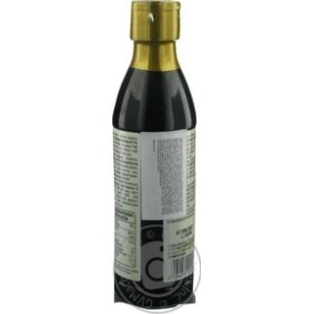 Соус з бальзамічного оцту із Модени зі смаком лимона Varvello 250мл пл/б - купить, цены на Novus - фото 2