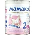 Mamako for children 6-12 month dry mix milk 800g