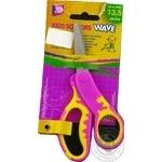 Ножницы Cool for School Wave с насадкой 13,5см