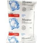 Молоко Marka Promo ультрапастеризованное 2,5% 900г