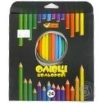 Tiki Color Pencils 24 colors