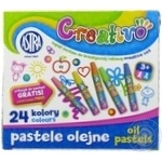 Astra Creativo Pastel 24 Colors