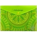 Optima Kaleidoscope Folder envelope A4
