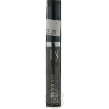 LN Professional Wow Brow Mascara for eyebrows color 6ml №01 - buy, prices for MegaMarket - image 1