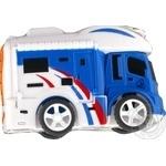 Іграшка інерційний автобус арт. 0783-83 дісплей 12 шт 4 в асорт.