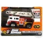 Игрушка Road Rippers пожарная машина с лестницей 13см