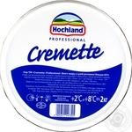 Сыр творожный Hochland Cremette Professional 65% 2кг