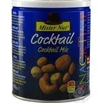 Mister Nut Cocktail Mix Nut-fruit 400g