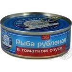 Рыба Ventspils рубленая в томатном соусе 240г