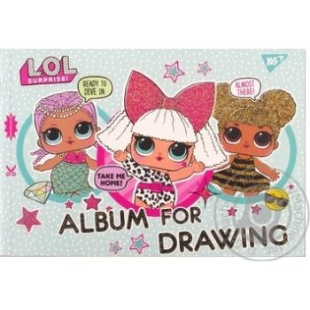 Album 1 veresnya for drawing 28pages - buy, prices for Novus - image 1