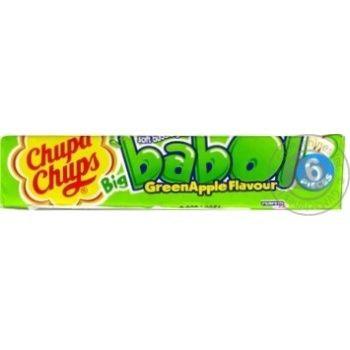 Chupa Chups Babol Apple Chewing Gum 27g - buy, prices for Tavria V - image 1
