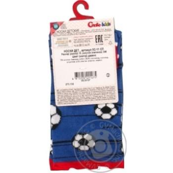 Носки хлопчатобумажные Conte-Kids tip-top детские 18р - купить, цены на ЕКО Маркет - фото 2