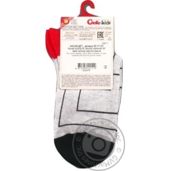 Носки детские Conte-Kids Tip-Top светло-серый размер 20 - купить, цены на Таврия В - фото 2