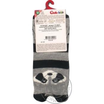Шкарпетки дитячі Conte kids Tip-Top 17С-59СП, розмір 22, 317 сірий - купить, цены на Novus - фото 2